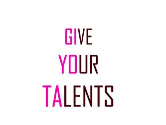 Actualité de Give your Talents – Boris GASIOROWSKI