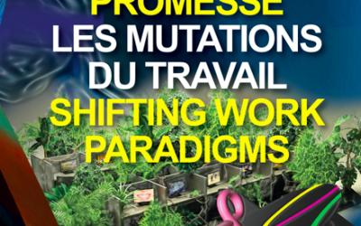 Working Promesse. Shifting Work Paradigms. Catalogue de la Xe Biennale Internationale Design (Victoria Calligaro)