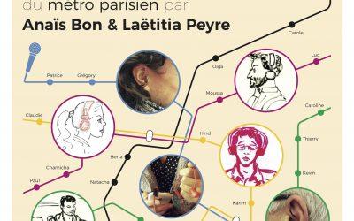 Vernissage Exposition «Prochain titre dans une minute» Le 23 février 2017 de 19h à 21h30 – dit-L – Laëtitia PEYRE