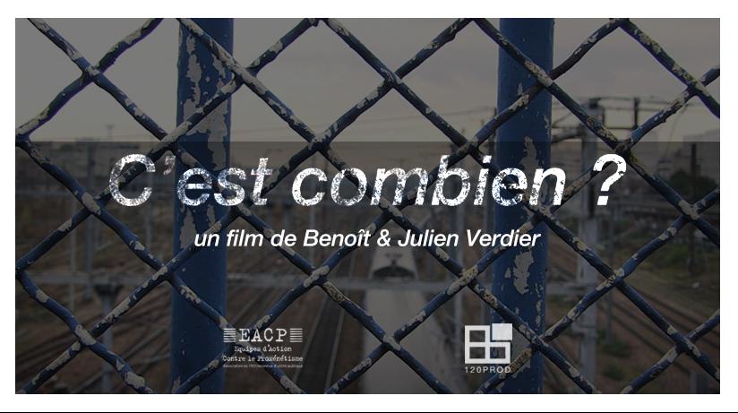 «C'est combien ?» Court-métrage documentaire réalisé par Benoît & Julien Verdier