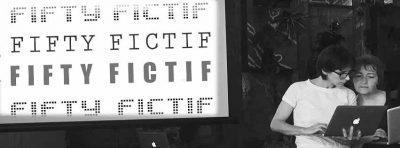 Fifty fictif  avec Isabelle Delatouche & Anne Mulpas, le 9 juin de 18h à Minuit au Générateur à Gentilly.