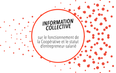 Les prochaines d'Informations collectives !